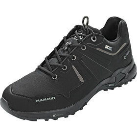 Mammut Ultimate Pro Low GTX Sko Damer, black-black